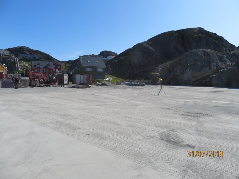 Kunstgræsbane i Maniitsoq